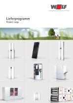 Lieferprogramm 2014