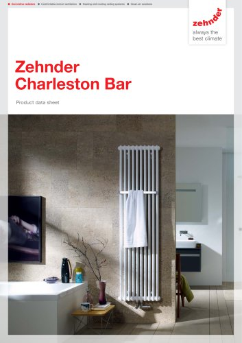 Zehnder Charleston Bar
