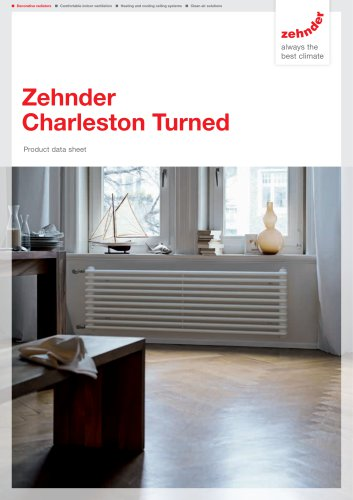 Zehnder Charleston Turned