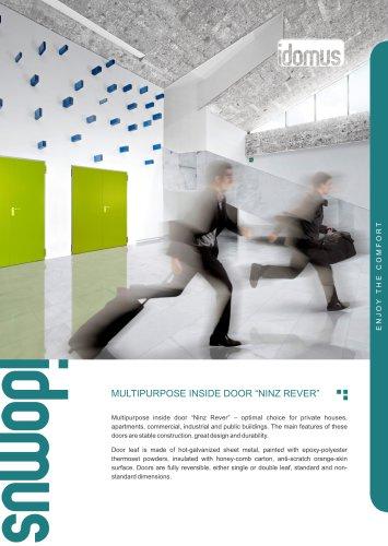 NINZ Inside doors