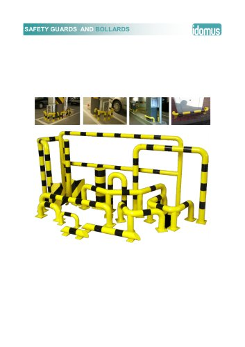 SAFETY GUARDS  AND BOLLARDS