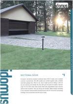 sectional doors - 1
