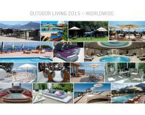 catalog outdoor living 2015 - 2