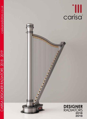 Carisa 2018 - Euro Catalogue