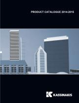 Product Catalogue 2014 - 2015