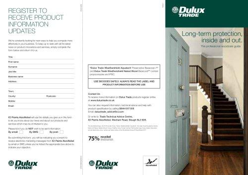 T30064 Dulux Pdf Catalogs Documentation Brochures
