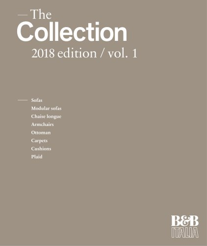 The collection 2018 edition