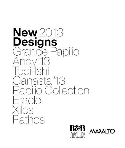 NEWS 2013 Designs