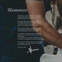 Tradewinds 2017/18 - 2