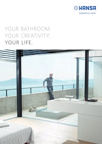 HANSA Bathroom Catalogue