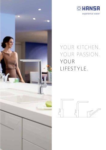 Hansa for the Kitchen