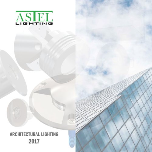Architectural lighting 2017
