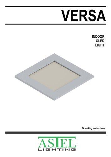VERSA OLED light