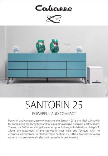 SANTORIN 25