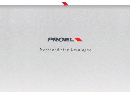 Merchandising Catalogue
