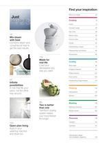 inspiration range Electrical Retail Brochure 2012 - 3