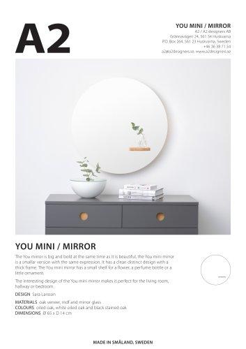 YOU MINI / MIRROR