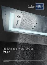 SPECIFIERS' CATALOGUE 2017