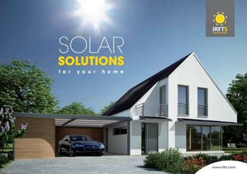SOLAR SOLUTIONS for your home