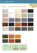 Colour chart Cedral 2012 - 1