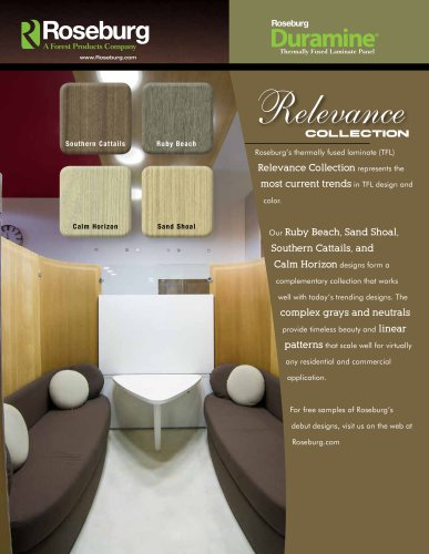 Duramine Relevance Collection