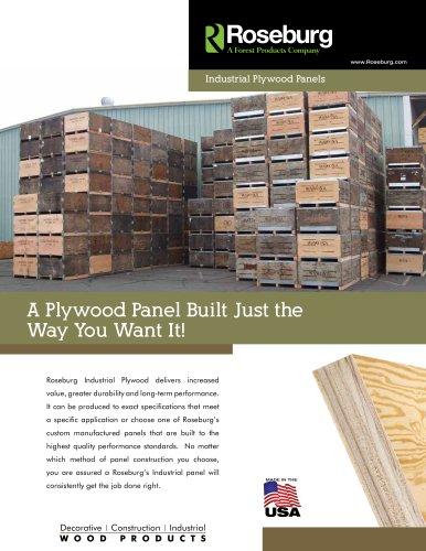 Industrial Plywood