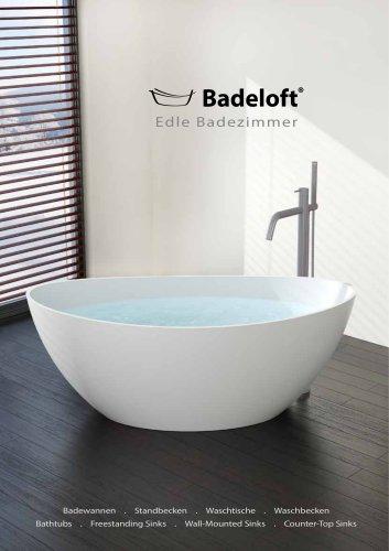 Catalogue Badeloft 2018