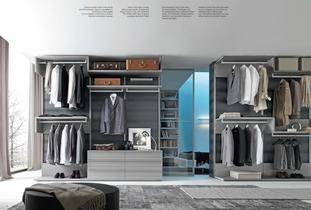 Varius Walk-in-closet system - 5