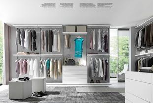 Varius Walk-in-closet system - 7