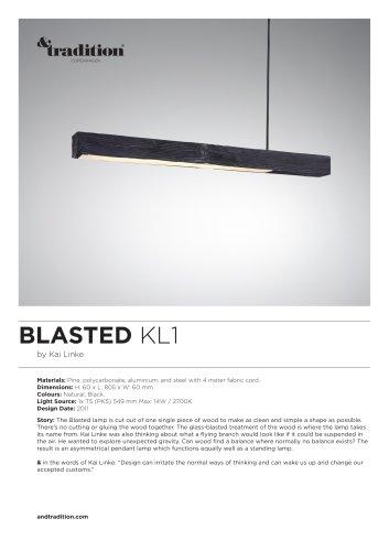 Blasted KL1 info