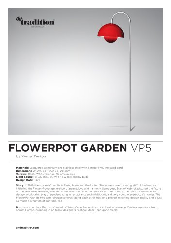 FlowerPot Garden VP5