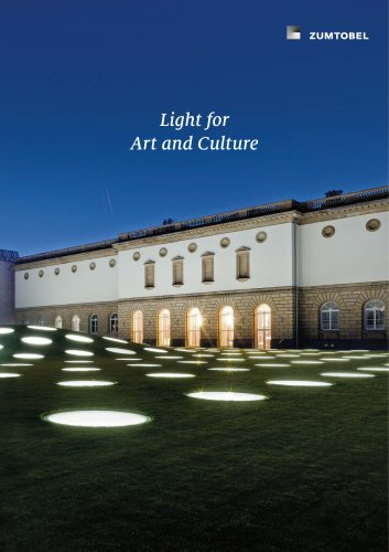 Light for Art and Culture Special 2016