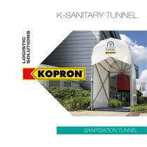 SANITISATION TUNNEL