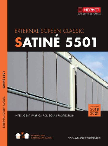 SATINE 5501