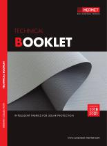 TECHNICAL BOOKLET