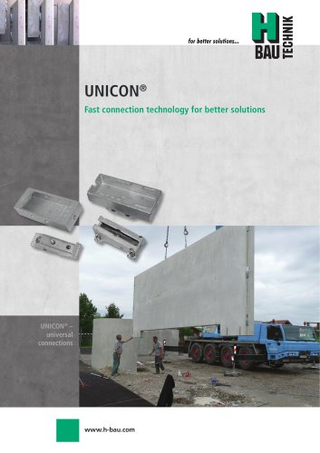 UNICON® FAST CONNECTION SYSTEM
