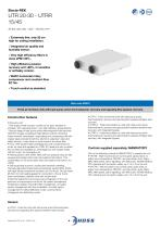 Electa-REK UTR 20-30 - UTRR 15/45 - 1