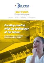 Heat pumps - 1