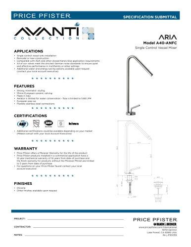 Aria: A40-ANFC