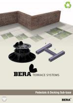 BERA Alu Sub-base Terrace System - 1