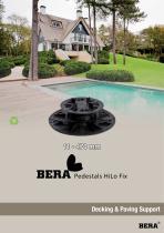 BERA Pedestal HiLo Fix - 1
