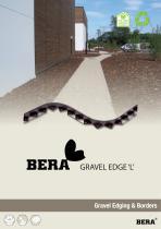 Gravel Edge 'L' - 1