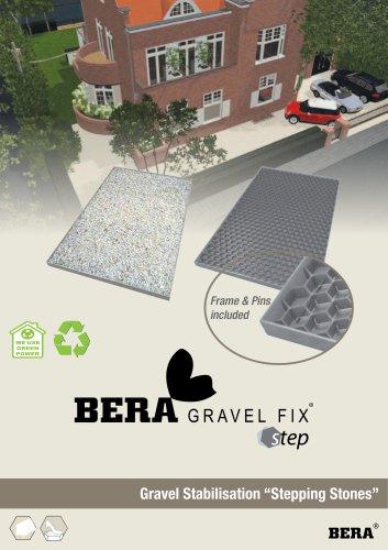 Gravel Fix® Step