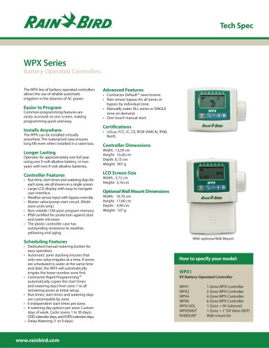 WPX Series