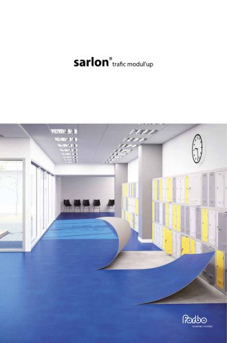Sarlon Modul'Up brochure