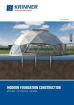Modern Foundation Construction - 1