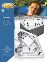 Patio series spas - 3