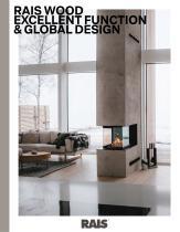 RAIS WOOD EXCELLENT FUNCTION & GLOBAL DESIGN