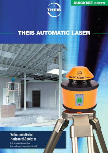 THEIS AUTOMATIC LASER
