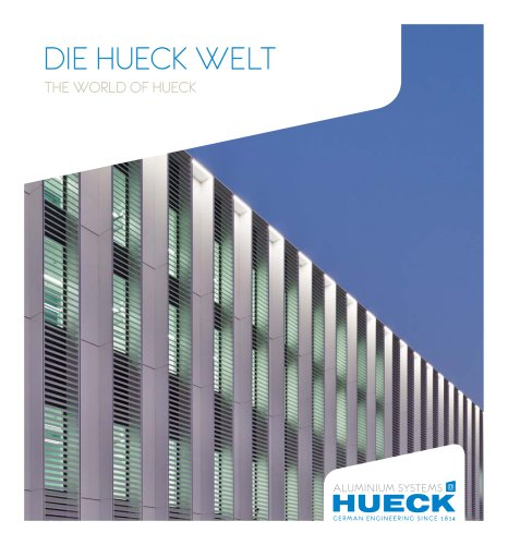 The World of HUECK